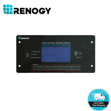 Renogy LCD Remote Control Module for 1000W 2000W 3000W Inverter Charger AC Input