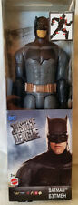 DC JUSTICE LEAGUE: BATMAN - alto 30 cm. - MATTEL - NUOVO