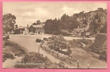 British Camp and Wynds Point, Worcestershire postcard. Tilley & Son.
