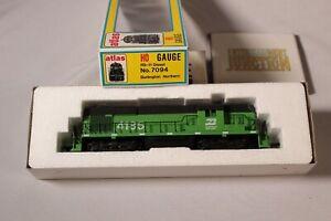 CH Atlas/Kato RS-11 Diesel #7094 Burlington Northern #4185