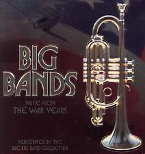 Big Bands: Music from the War Years by BBC Big Band Orchestra (CD, Nov-2006, 3