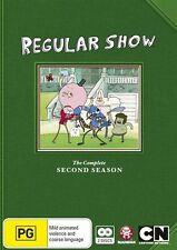 Regular Show : Season 2 (DVD, 2013, 2-Disc Set)