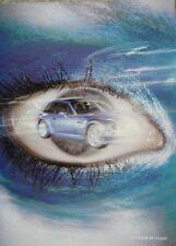 Prospekt BMW Z3 M Coupe im Grossformat 2/98