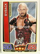 Slam Attax Superstars - #109 Ryback