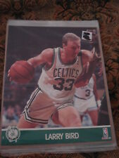 LARRY BIRD BOSTON CELTICS NBA HOOPS ACTION PHOTO 8x10