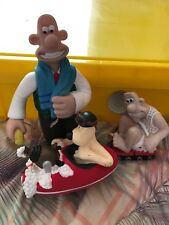 Wallace And Gromit Figures Bubble Bath Topper