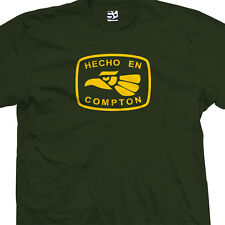 Hecho En Compton Shirt - Made in CA CPT Hub City Straight Outta All Sizes Colors