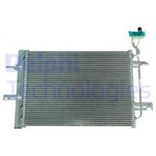 Kondensator, Klimaanlage DELPHI TSP0225682 für OPEL