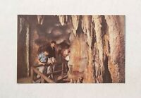 Vintage Disneyland Postcard - Indian Joe's Cave - Tom Sawyer's Island - D110