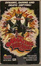 The Amazing Dobermans (1982 Beta/Betamax) 1976 Fred Astaire, Barbara Eden