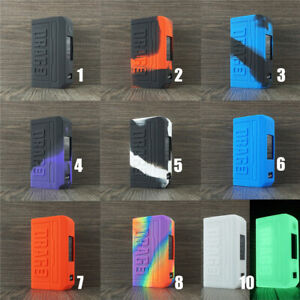 Protective Silicone Case for VOOPOO DRAG 3 Cover Sleeve  UK SELLER !!