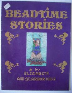 Bedtime Stories beading pattern booklet amulet bags mermaid beaddragons unicorn