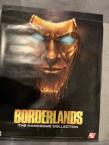 Borderlands The Handsome Collection POSTER 22x28 Double-sided