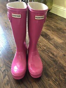 Womens Hunter Boots Size 6