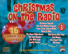 Christmas On The Radio - Vol. 3 - Radio Classics - Original Broadcasts