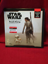 Star Wars The Force Awakens Read Along Storybook & CD Target Exclusive Poster