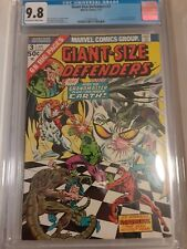 Giant Size Defenders #3 1st Korvac CGC 9.8 NM/M Gem Wow