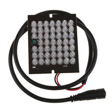 48 LED 940nm IR Infrared Illuminator Board Bulb for CCTV Security Camera