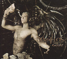 Gackt – diabolos CD + Book au Pappschuber Hong Kong Import 2005 RAR