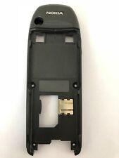 100% Original Nokia 6310i B-Cover Schwarz aus der Autorisierten Werkstadt Neu