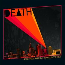 "DEATH For The Whole World To See (LP) 70's Detroit band (""A Band Called Death"")"