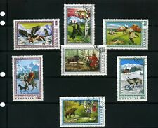 HUNTING IN MONGOLIA''     (7)   1975