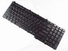 genuine for Toshiba Satellite A500 A505 P500 US Keyboard black