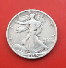 USA-Amerika: Walking Liberty Half 1/2 Dollar 1934-P, KM# 142.1, #F 2669