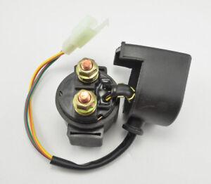 New HONDA CB500 CX500 Custom DeLuxe CBX GL1000 Goldwing Starter Relay Solenoid