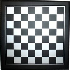 New Creations Chess & Checker Board For Use With Chess Pieces Chessboard