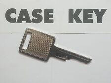 (1) Case Heavy Equipment Key for Backhoe, Skid Steer Equipment,  Fast Shipping