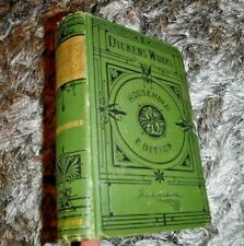 THE PERSONAL HISTORY OF DAVID COPPERFIELD BY CHARLES DICKENS -VINTAGE 1877