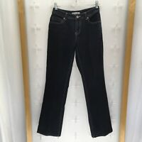 Chico's Women's Embroidered Platinum Jeans Blue Size 00 Preowned