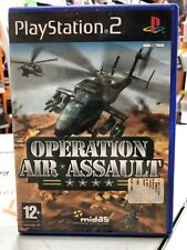 Operation Air Assault Ita PS2 USATO GARANTITO