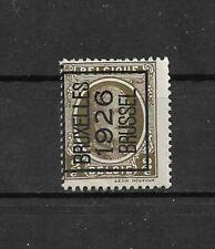 COB : PRE133A** - NEUF** - Bruxelles - 1926 - Timbre Belgique