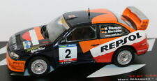 Altaya 1/43 Scale - Seat Cordoba WRC - Rally RAC Navarra De Tierra 2001