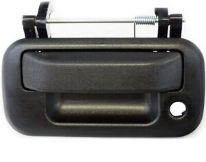 Black Tailgate Handle for 04-14 Ford F150 F250 F350 F450 Lincoln Mark LT
