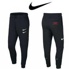 Nike Swoosh Men's Sportswear Jogger Pants Black CJ4869-010 SZ S~3XL