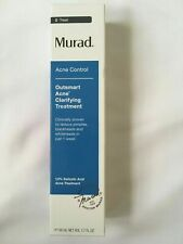 Murad Acne Control Outsmart Acne Clarifying Treatment 1.7 oz. New In Box.