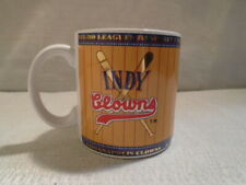 The Negro League Indianapolis Clowns Baseball MLB Coffee Mug Cup Hank Aaron
