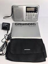 Grundig YB 400PE Short Wave Radio Yacht Boy With Case & Manual