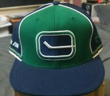 Vancouver Canucks Vintage Hockey Cap/Hat- American Needle - fitted sz  7 & 1/2