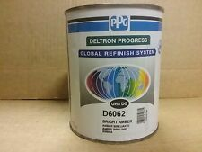 PPG Deltron UHS Mixing Tinter D6062   1 Litre  Bright Amber Direct Gloss