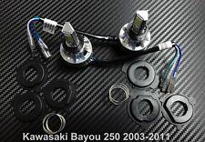 LED Kit High Power H6 Headlight Lights Bulbs HID Kawasaki Bayou 250 2003-2011