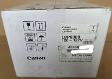 Brand New Sealed Canon ImageCLASS LBP6000 Compact B&W Laser Printer
