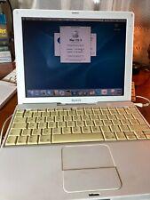 Apple PowerBook G4 30,7 cm (12,1 Zoll) Laptop - M9007D/A (2003)