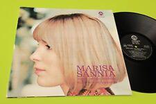 MARISA SANNIA LP CANTA SERGIO ENDRIGO ORIGINALE 1970 EX ! COPERTINA APRIB LAMINA