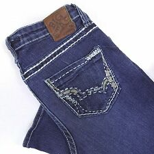 Big Star Jeans 29 Women's Maddie Mid Rise Fit Bootcut Size 29/29