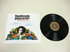 18- BEETHOVEN GREATEST HITS VINILO  PORTADA VG ++ DISCO VG ++