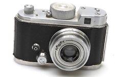 Robot + Schneider Xenar 37.5mm F2,8